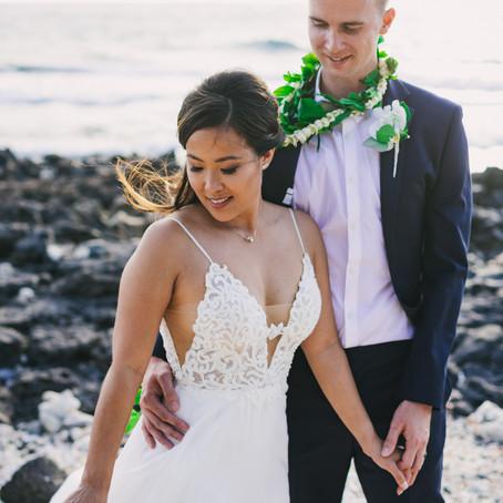 Maui Wedding Packages   Chris and Kaleena's touching Maui Wedding at Wailea Beach Resort