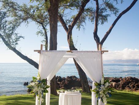 Arceny & Carlo ~ Married at Makena Beach & Golf Resort