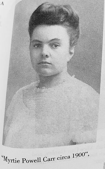 Myrtie Carr