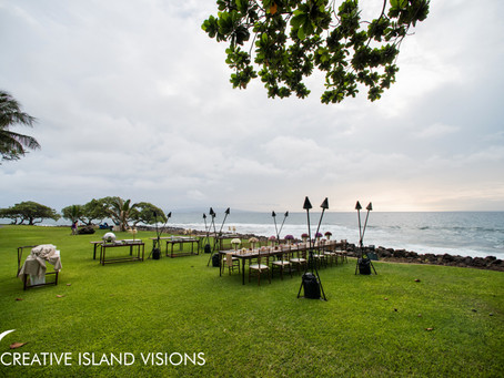 An Amazing Event at the Wailea Beach Marriott Resort & Spa