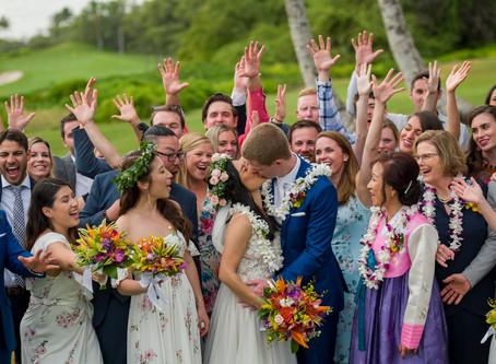 "Maui Wedding Planner | Gannon's Wailea | Roseae and Brock's Wailea ""I Do's"""