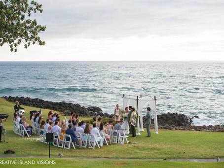 James & Elyse ~ Married at the Wailea Beach Marriott Resort & Spa