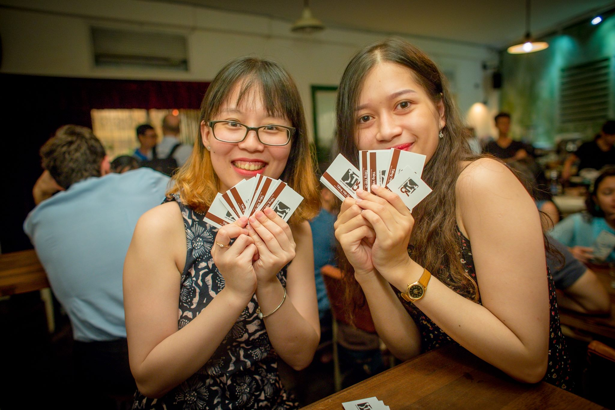 Vietnamese Speaking Event in Saigon
