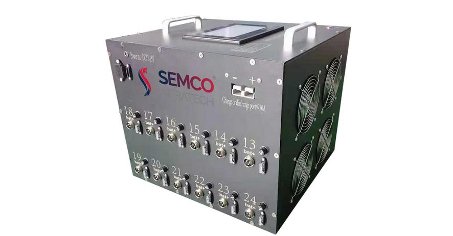 SEMCO Lithium Battery Equalizer