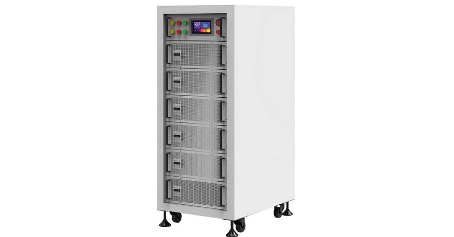Smart Lithium Battery Charge & Discharge Cabinets