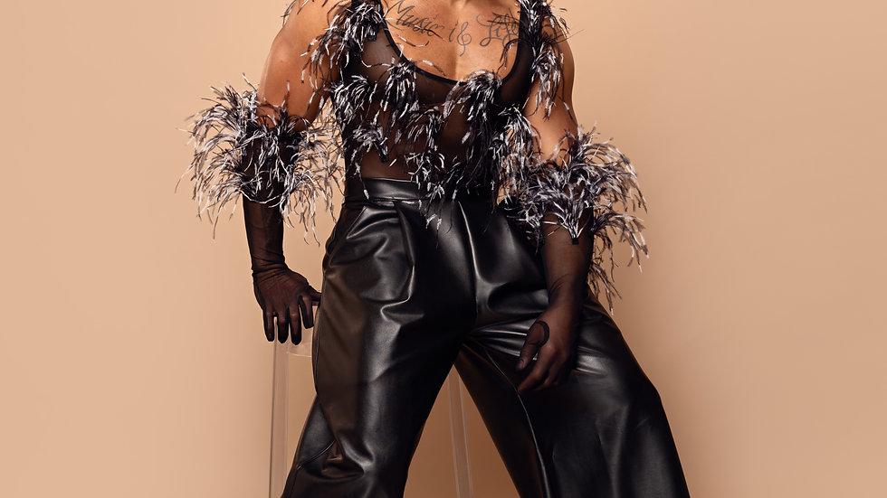 Ostrich Bodysuit