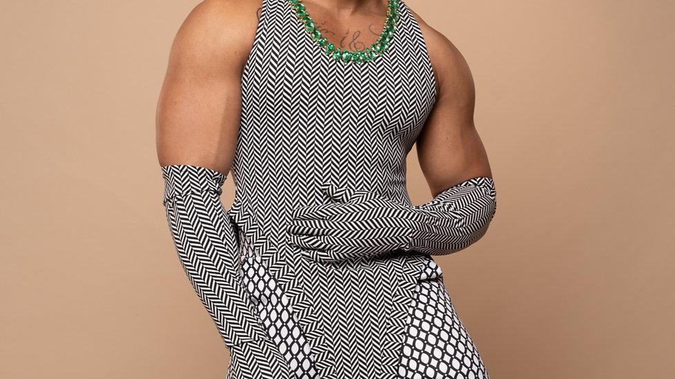Emerald Stone Bodysuit