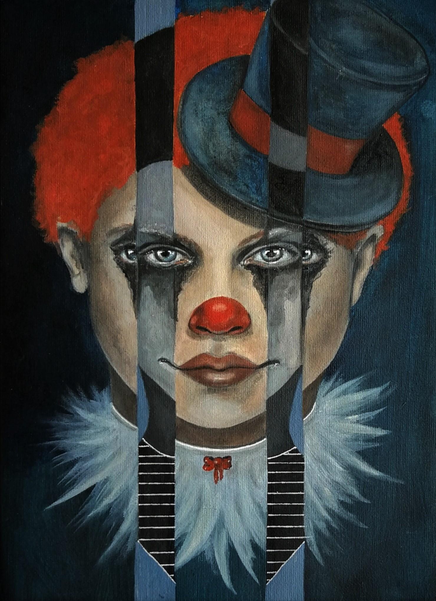 Behind my masquerade, i save an unkn