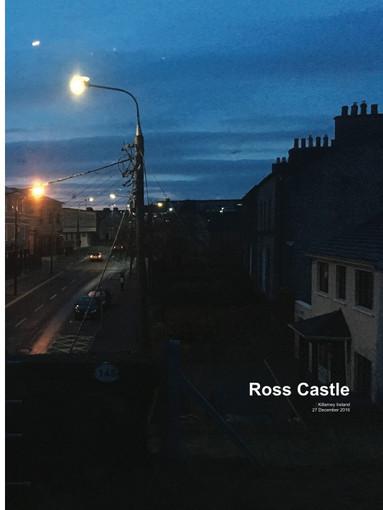 Ross Castle Killarney Ireland. 27-12-2016