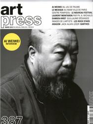 Article : artpress 387- mondovision