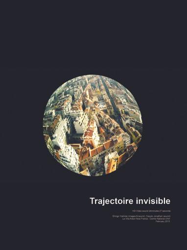 Trajectoire invisible