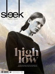 Article : sleek magazine  #32
