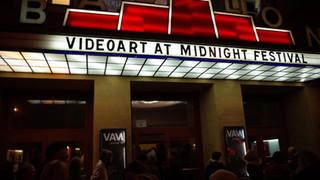 «10 Years 100 Artists Videoart at Midnight_2018»
