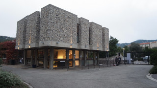 Villa Arson Nice centre national d'art contemporain