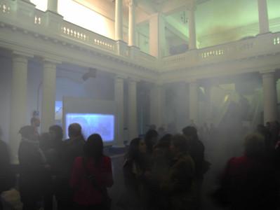 Museo de Arte Contemporáneo de Chile Opening on Friday 7 of September in Museo de Arte Contemporáneo de Chile at Quinta Normal (Santiago, Chile) 2012