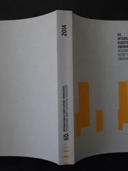 Catalog : 60th International Short Film Festival Oberhausen