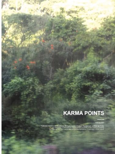 KARMA POINTS