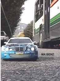 MA BENZ : Nice France 2002