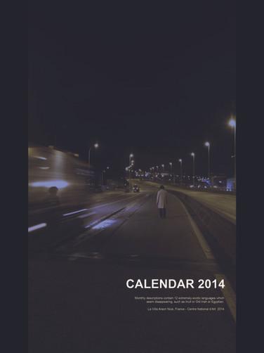 Calender 2014