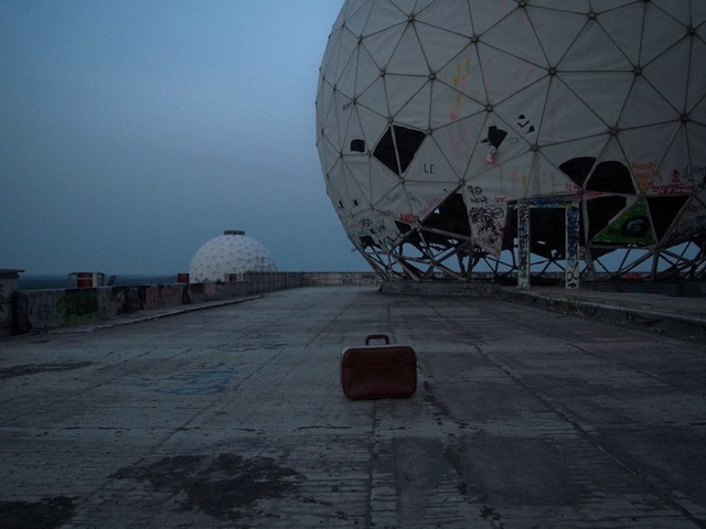 Teufelsberg  Devil's Mountain  Berlin 2011/04/11