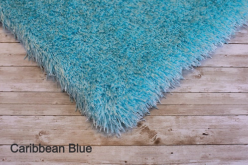 Luxe Shag Rug - 4 Sizes, 5 Colors