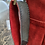 Thumbnail: RED! leather purse - over the body bag