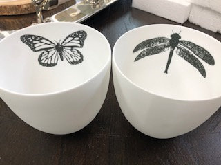 Candle Holder - Butterfly or Dragonfly