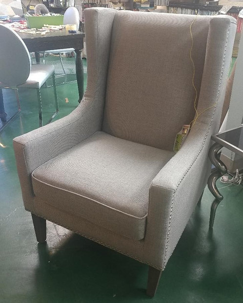 Light Grey Armchair
