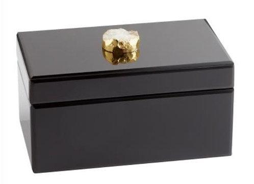 Black Decorative Box