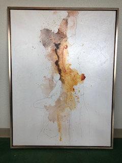 Two Women Framed Artwork