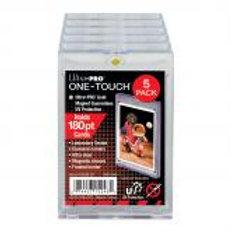 180 PT Black Border UV ONE-TOUCH Magnetic Holder