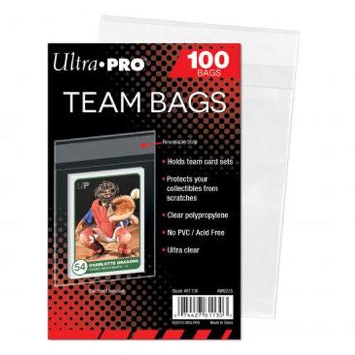 Team Bags Resealable Sleeves