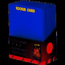 Ultra Pro 3x4 Gold Foil Rookie Topload