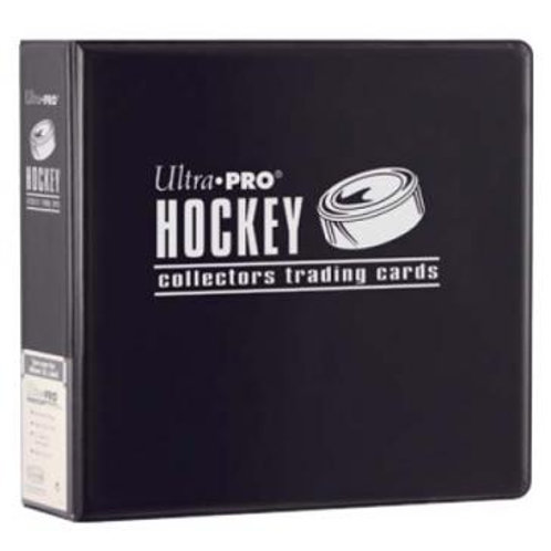 ULTRA PRO BINDER HOCKEY 3 INCH