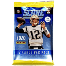 2020 Score Panini Football NFL Trading Cards