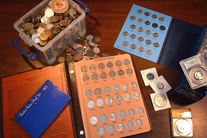 Coin Collections Large Buyer