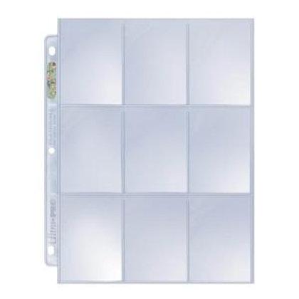 9-Pocket Platinum Page for Standard S...