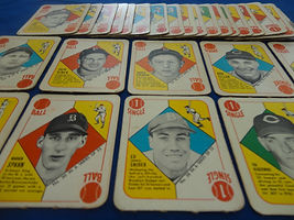 Buying Vintage Baseball Cards