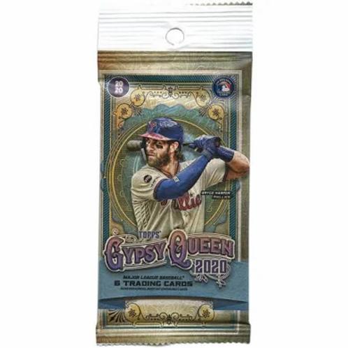 2020 Topps Gypsy Queen Baseball Packs
