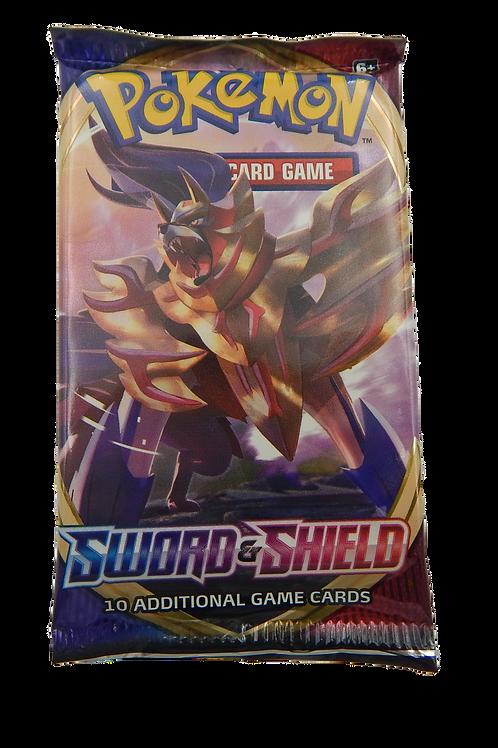Pokemon  Sword & Shield Pack