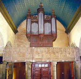 Orgue et église de Goulven