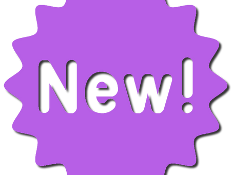 Nouveau site internet de l'association