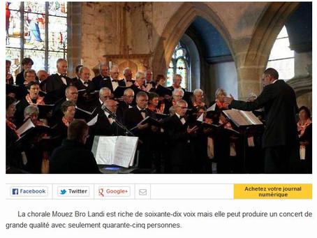 Chorale Mouez Bro Landi