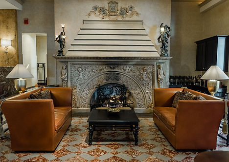 The Pfister Hotel - Lobby Lounge