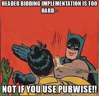 PubWise Header Bidding Guide