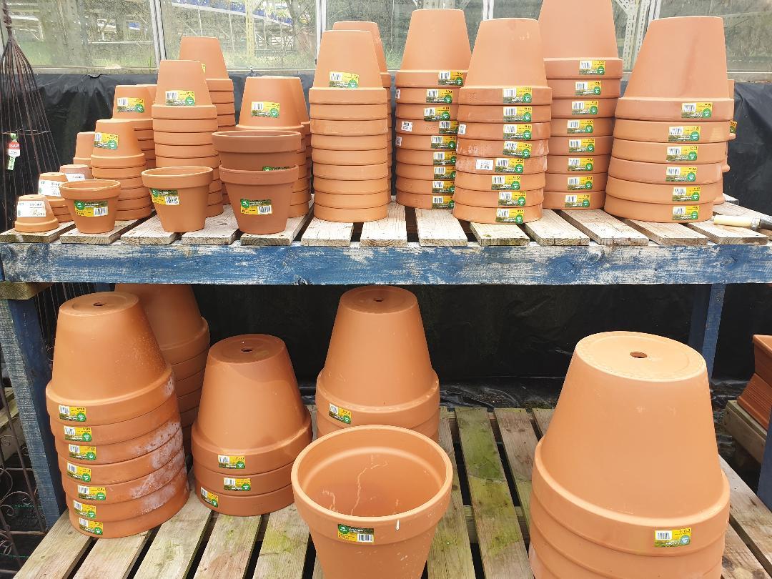 Plain Pots