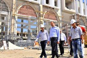 Mamak Belediyesi Necip Fazıl Kültür Merkezi