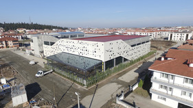 Sakarya Erenler Belediyesi Yaşam Merkezi Spor Kompleksi