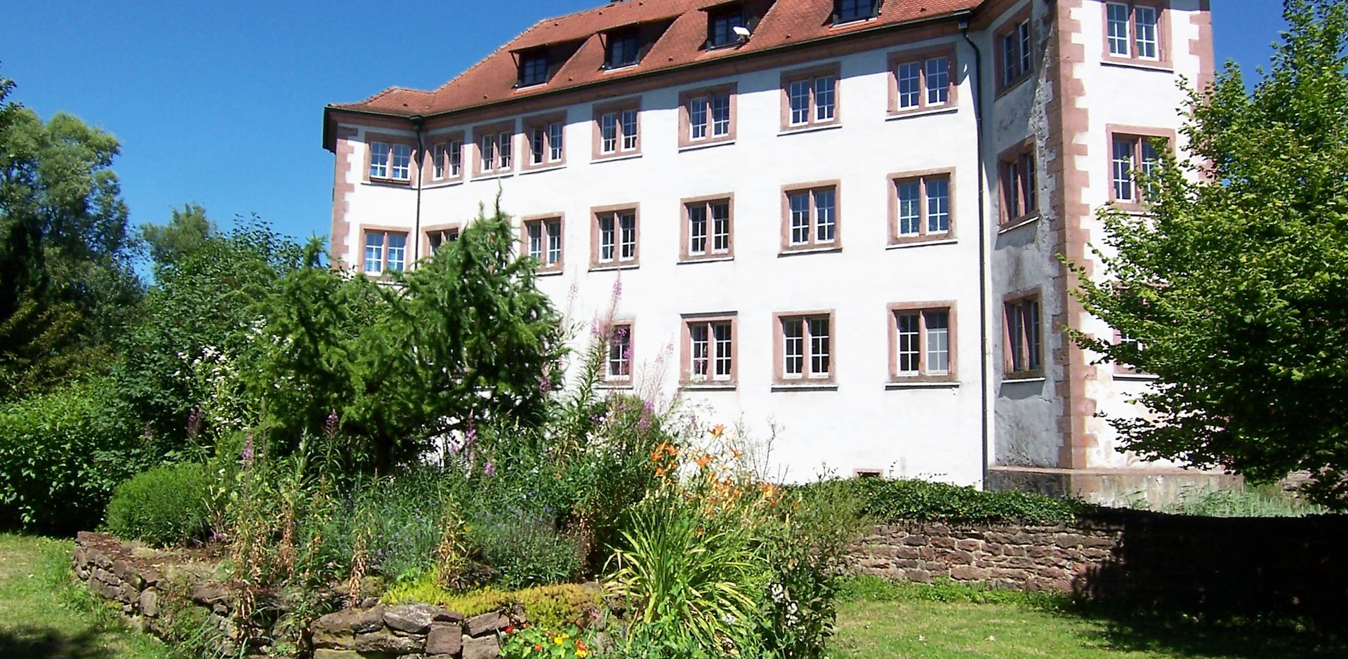 """""""Fürstenbau""""  Südseite"""