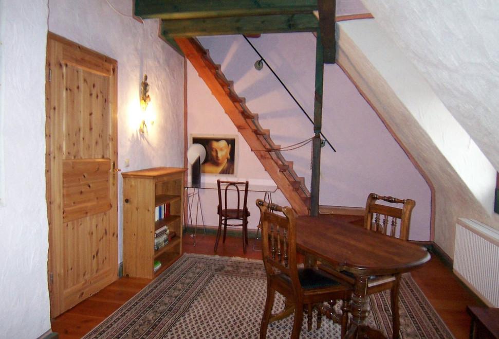 Doppelzimmer über 2 Ebenen